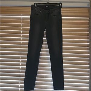 Dark gray Paige Verdugo Ankle jeans | never worn